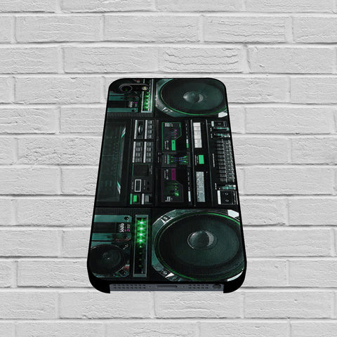 Boombox Ghetto Blaster Funny case of iPhone case,Samsung Galaxy