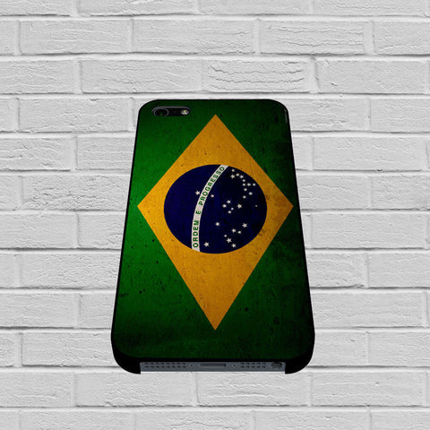 Brazil Flag case of iPhone case,Samsung Galaxy
