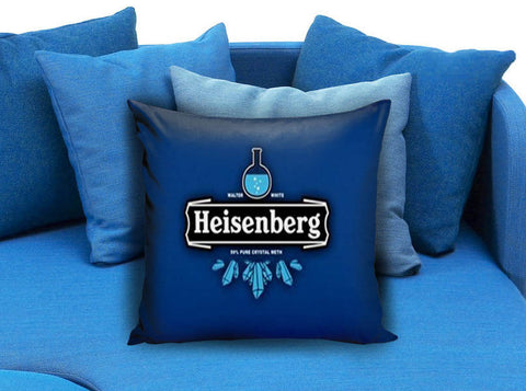 Breaking Bad Heisenberg Pillow case