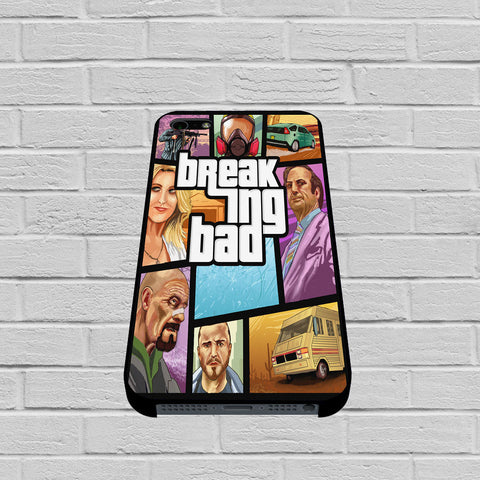 Breaking Bad gta case of iPhone case,Samsung Galaxy