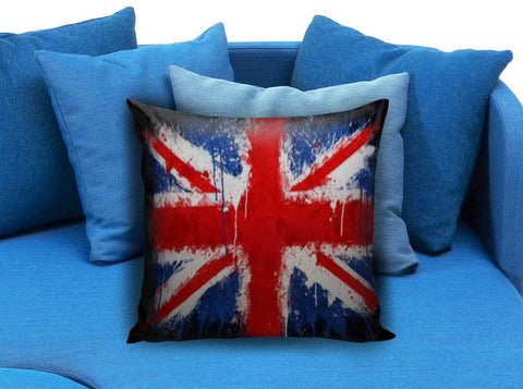 British Flag Pillow Case