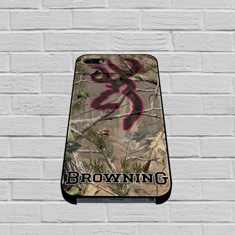 Browning Deer Camo case of iPhone case,Samsung Galaxy