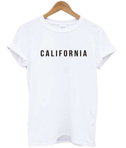 California tshirt