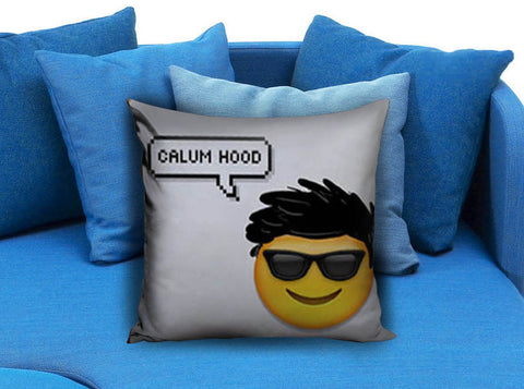 Calum Hood Emoticon Pillow case