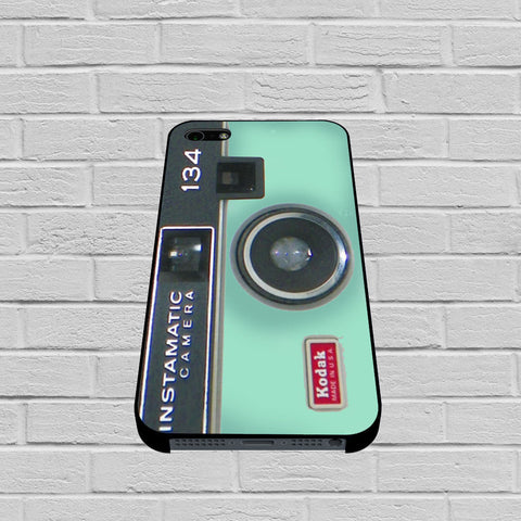 Camera Instamatic Kodak Mint Green case of iPhone case,Samsung Galaxy