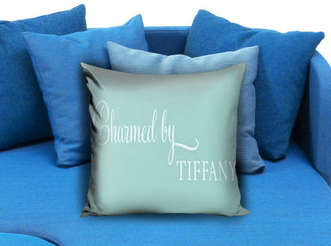 Charmed By T Pillow case