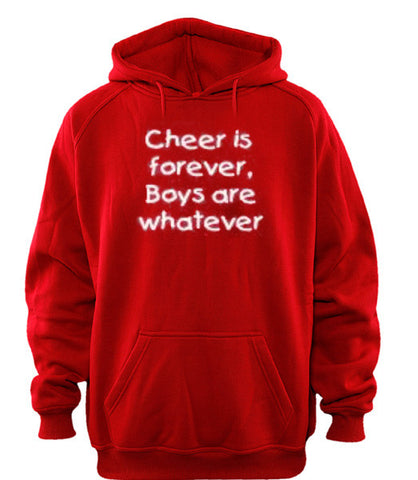 Cheer is forever Hoodie