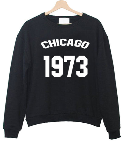 Chicago 1973 sweatshirt