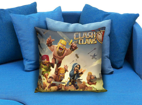 Clash of Clan Gaming Pillow case