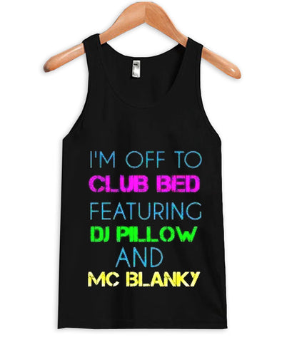 Club bed Tanktop