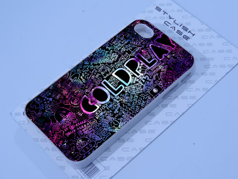Coldplay Lyric 02 Nebula Phone case iPhone case Samsung Galaxy Case