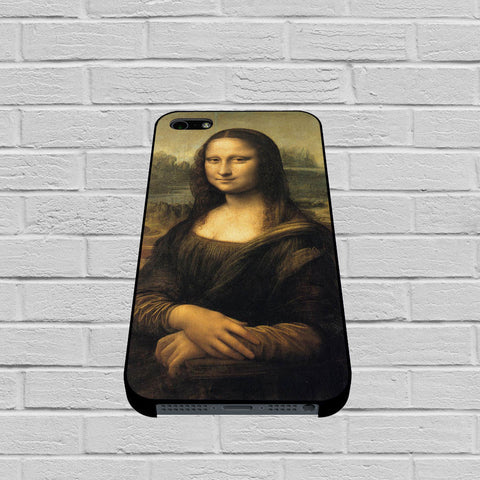 Da Vinci - Mona Lisa case iPhone case,Samsung Galaxy