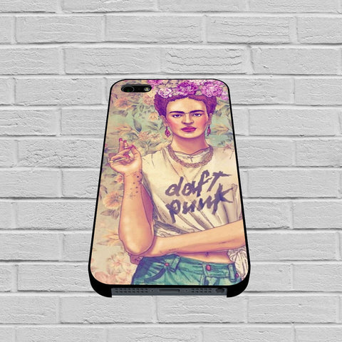 Daft Punk Frida case iPhone case,Samsung Galaxy