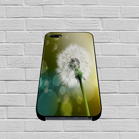 Dandelion Blowing case of iPhone case,Samsung Galaxy