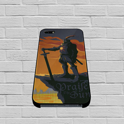 Dark Souls Solaire Of Astora case of iPhone case,Samsung Galaxy
