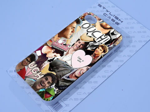 Darren Criss Topman collage Phone case iPhone case Samsung Galaxy Case