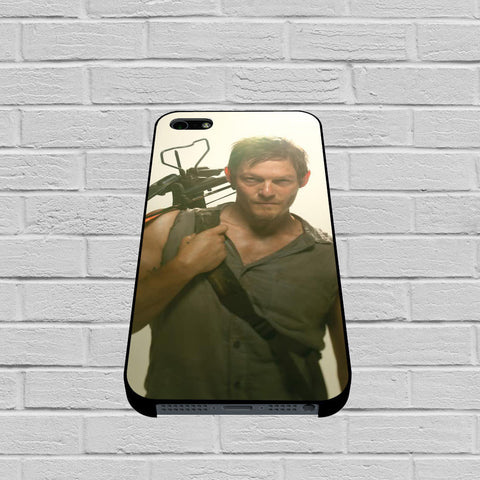 Daryl Dixon The Walking Dead case1 of iPhone case,Samsung Galaxy