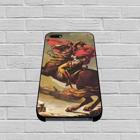 David - Napoleon Crossing the Alps case of iPhone case,Samsung Galaxy