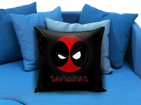 Deadpool Pillow Case