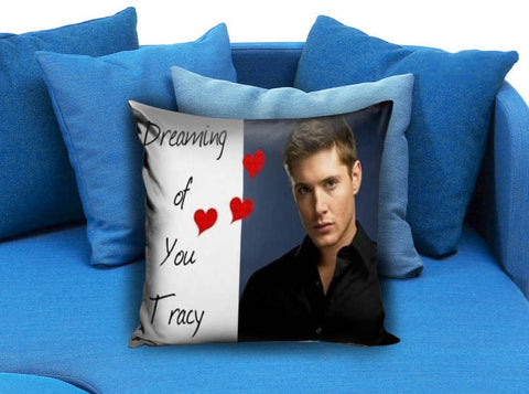 Dean Winchester Dreaming of You Pillow Case