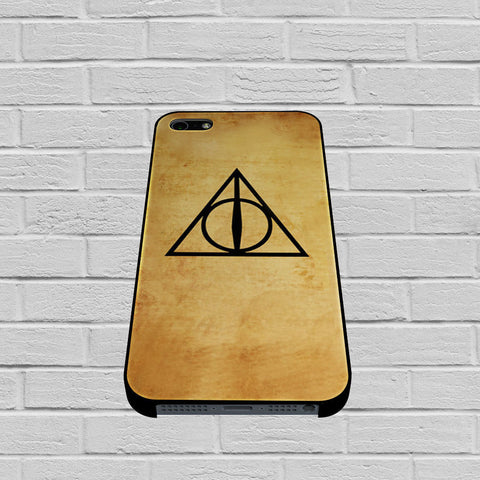 Deathly Hallows Harry Potter case of iPhone case,Samsung Galaxy