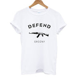 Defend Grozny shirt