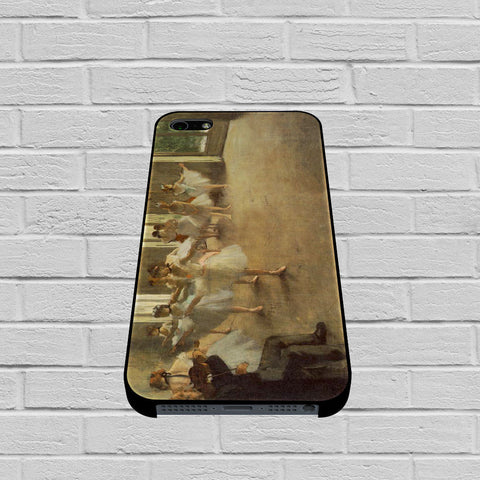 Degas Ballet Rehearsal case of iPhone case,Samsung Galaxy