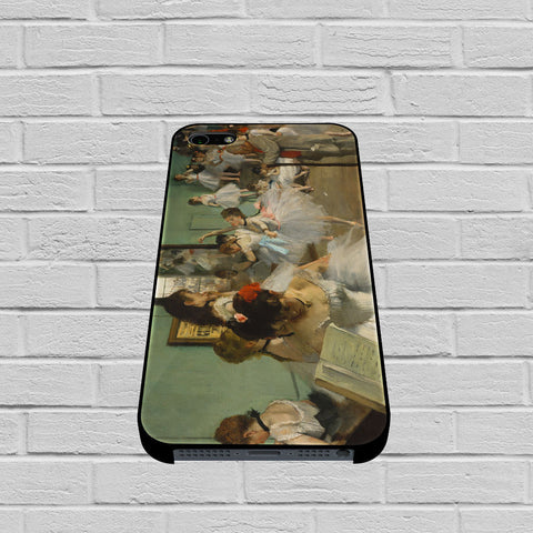 Degas Dance Class case of iPhone case,Samsung Galaxy