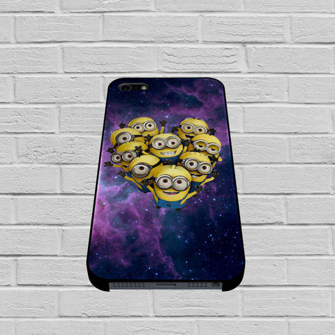 Despicable Me Minions Space case iPhone case,Samsung Galaxy
