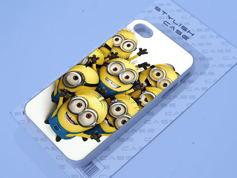 Despicable me minion Phone case iPhone case Samsung Galaxy Case