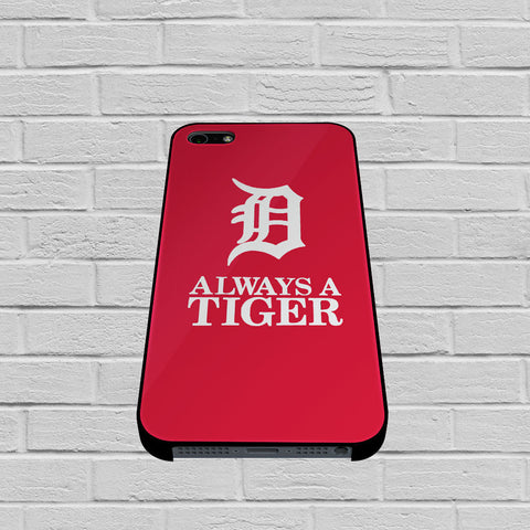 Detroit Tigers Logo Red case iPhone case,Samsung Galaxy