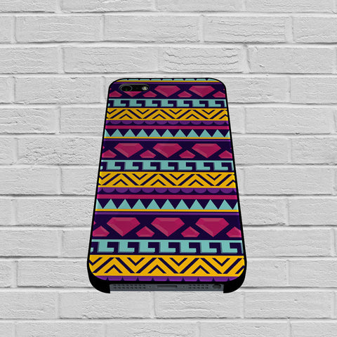 Diamond Aztec Tribal Pattern case iPhone case,Samsung Galaxy