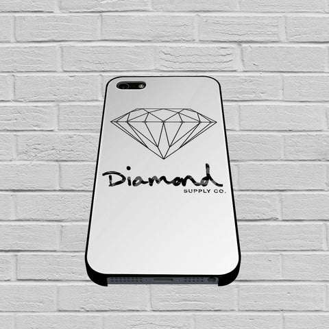 Diamond Supply Co Black case of iPhone case,Samsung Galaxy