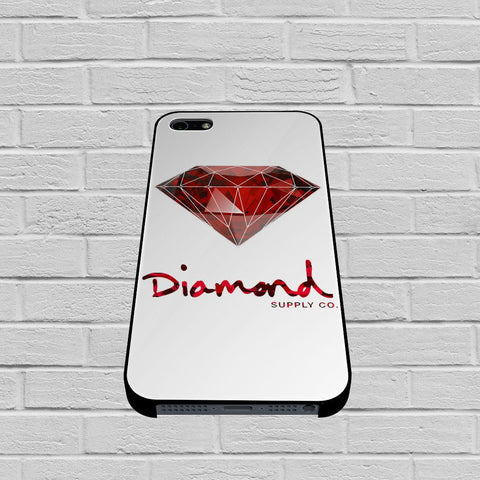 Diamond Supply Co Custome 6 case of iPhone case,Samsung Galaxy