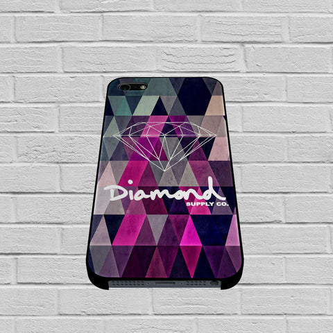 Diamond Supply Co Geometric case of iPhone case,Samsung Galaxy