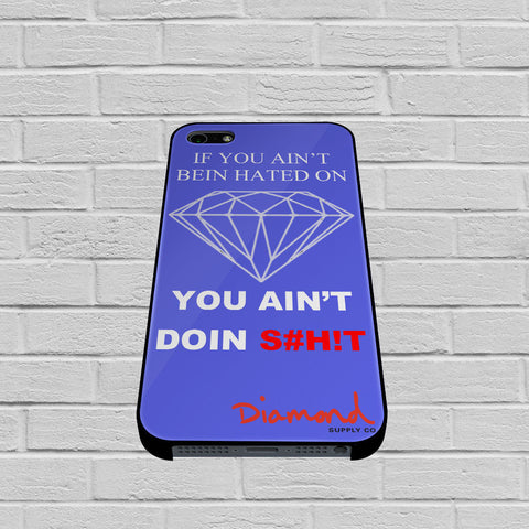 Diamond Supply Co Quote case of iPhone case,Samsung Galaxy
