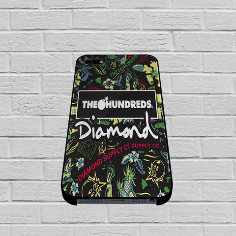 Diamond Supply Co and the Hundreds case iPhone case,Samsung Galaxy