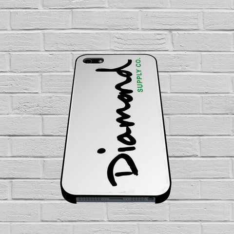 Diamond Supply Company White case of iPhone case,Samsung Galaxy