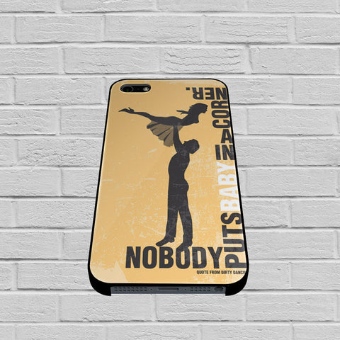 Dirty Dancing Movie case of iPhone case,Samsung Galaxy