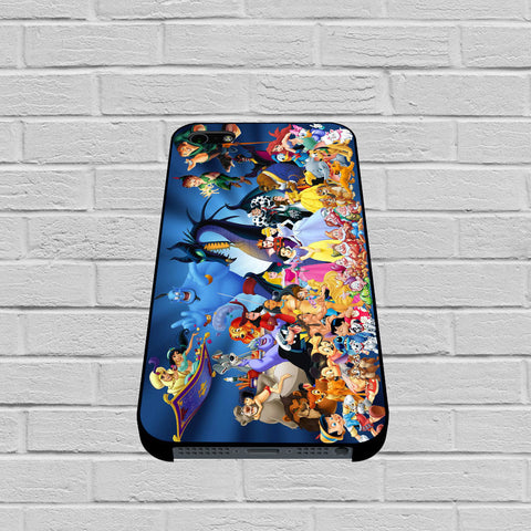 Disney All Characters case of iPhone case,Samsung Galaxy