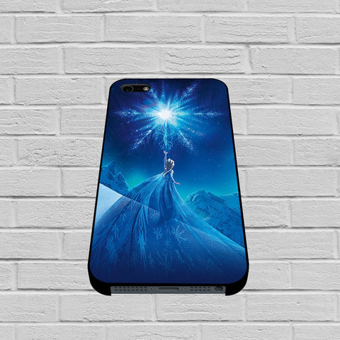 Disney Frozen Elsa Castle case of iPhone case,Samsung Galaxy
