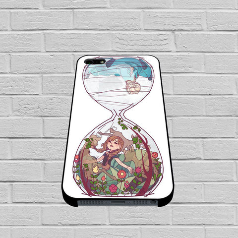 Disney Frozen Hourglass Sisters case of iPhone case,Samsung Galaxy