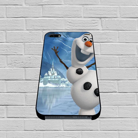 Disney Frozen Olaf Poster case of iPhone case,Samsung Galaxy
