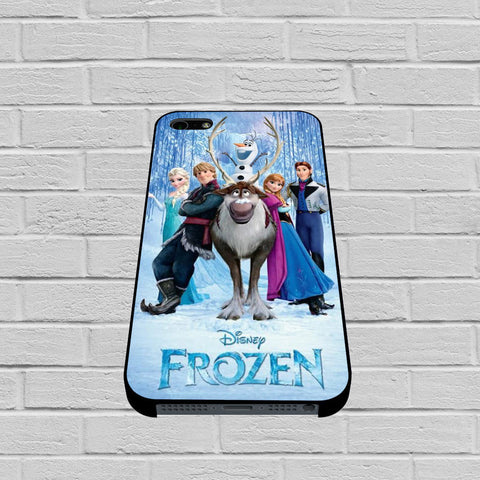 Disney Frozen, Olaf The Snowman case1 of iPhone case,Samsung Galaxy