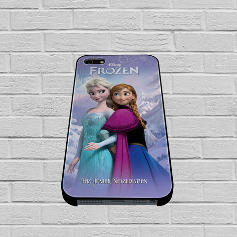 Disney Frozen, Princess Anna and Elsa case of iPhone case,Samsung Galaxy
