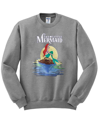 Disney Little Mermaid Sweatshirt