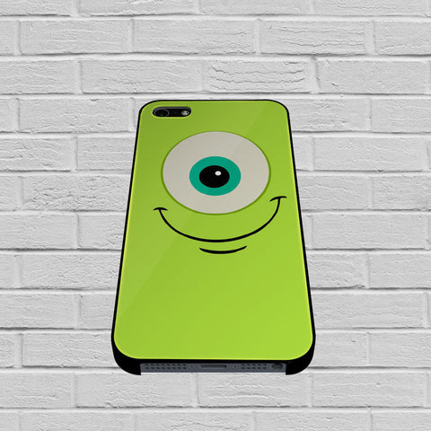 Disney Mike Wazowski Monster Inc case of iPhone case,Samsung Galaxy