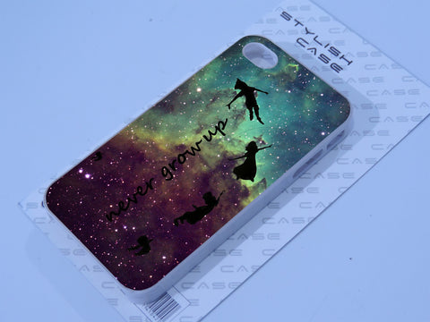 Disney New Peter Pan Quote Phone case iPhone case Samsung Galaxy Case