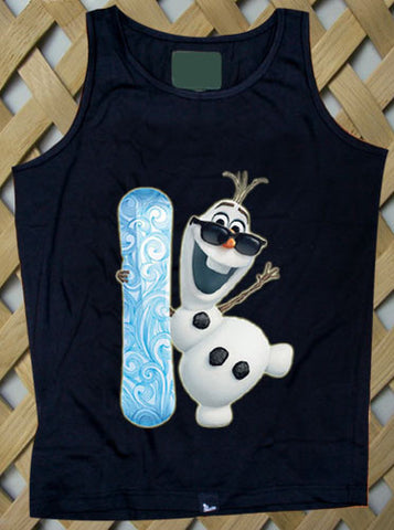 Disney Olaf Frozen Tank top