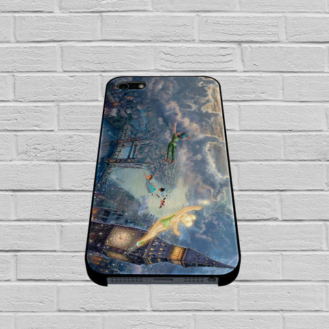 Disney Peter Pan Art Design case of iPhone case,Samsung Galaxy